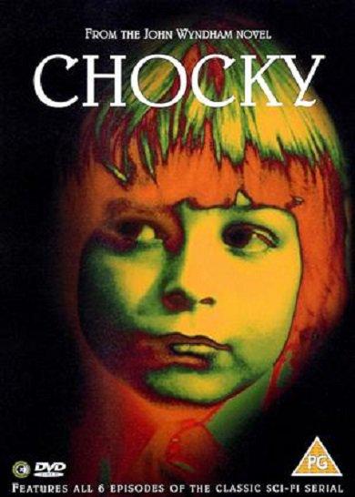 Chocky (1984) poster