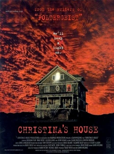 Christina's House (1999) poster