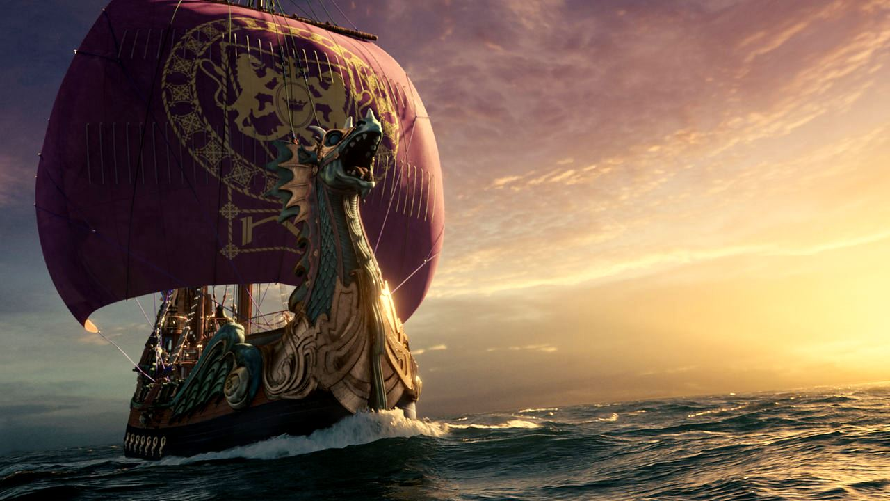 The Dawn Treader in The Chronicles of Narnia: The Voyage of the Dawn Treader (2010)