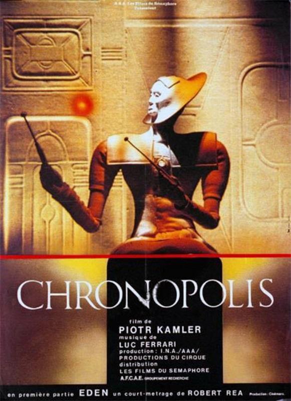 Chronopolis (1982) poster