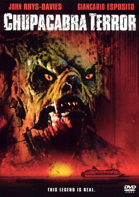 Chupacabra Terror (2005) poster
