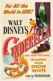 Cinderella (1950) poster