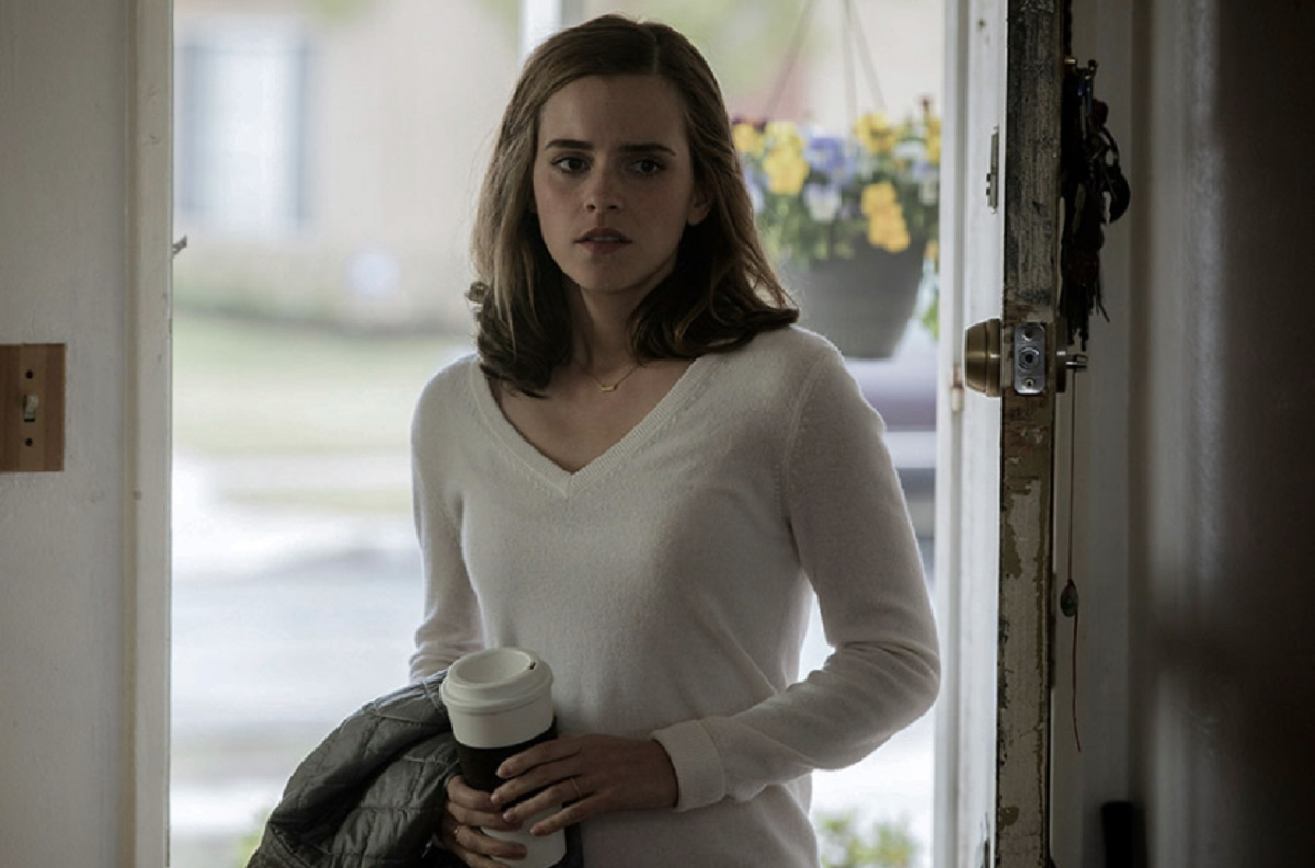 Emma Watson as Mae Holland in The Circle (2017)