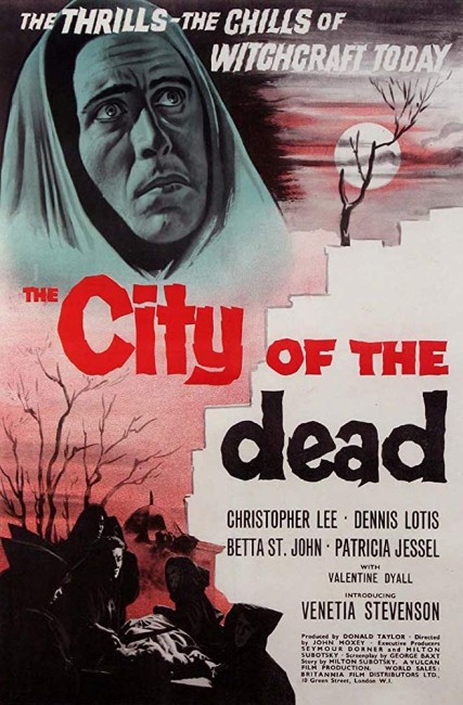City of the Dead (1959) poster