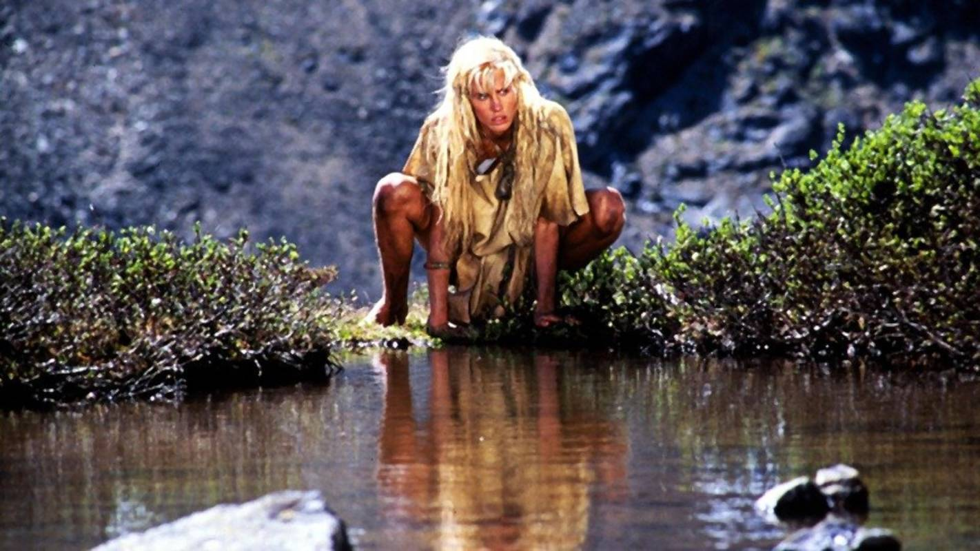 Darryl Hannah as Ayla in Clan of the Cave Bear (1986)