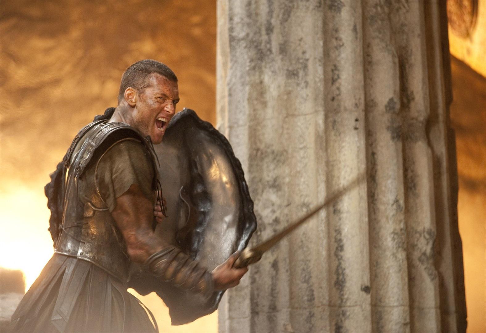 Sam Worthington as Perseus in Clash of the Titans (2010)