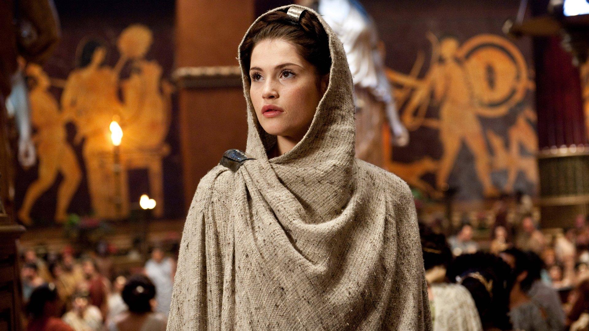 Gemma Arterton as Io in Clash of the Titans (2010)