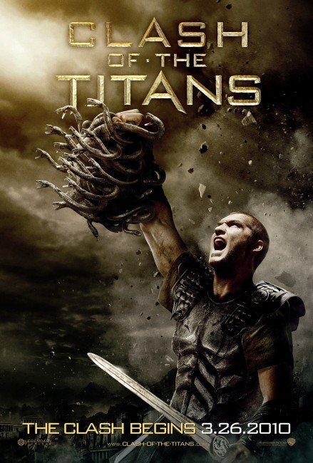 Clash of the Titans (2010) poster