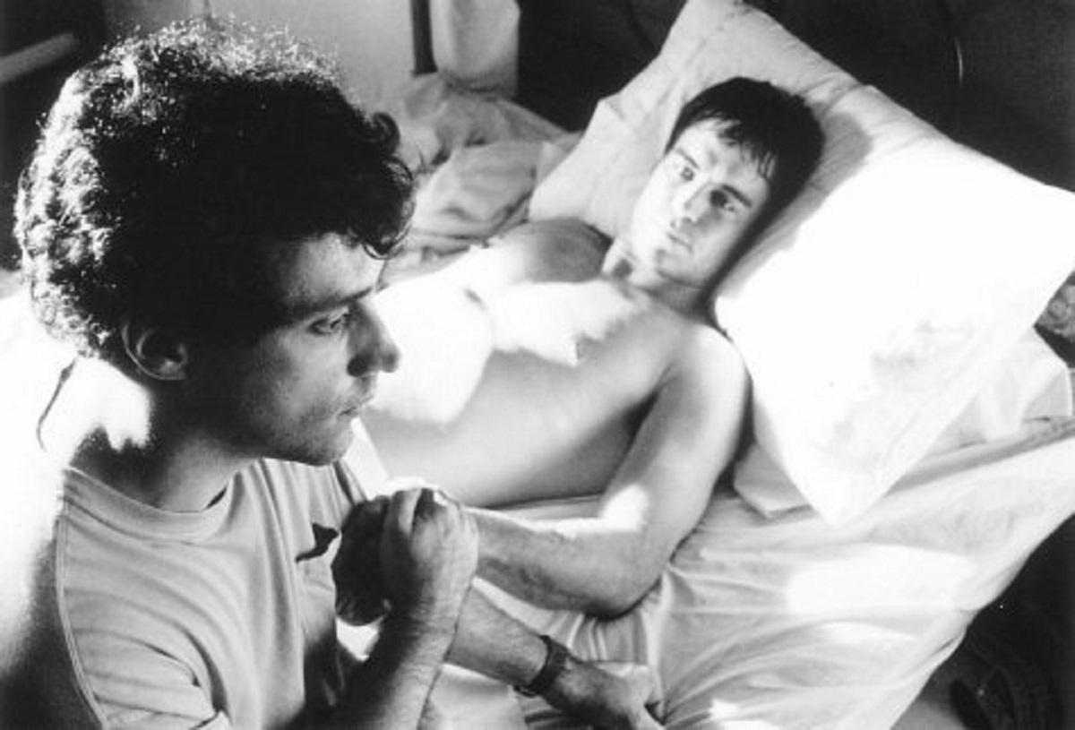 Husband Paul Hipp and tenant Boyd Kestner in Cleopatra's Second Husband (1998)