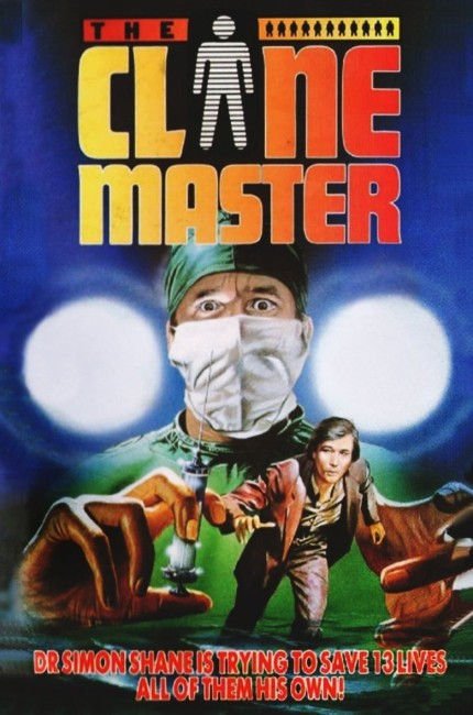 The Clone Master (1978) poster