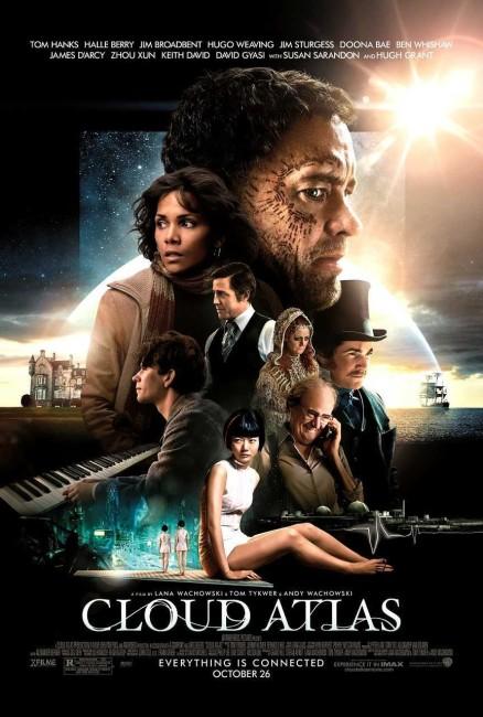 Cloud Atlas (2012) poster