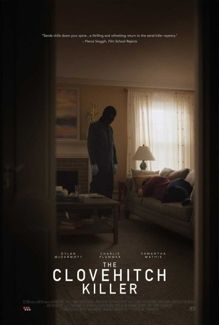 The Clovehitch Killer (2018) poster