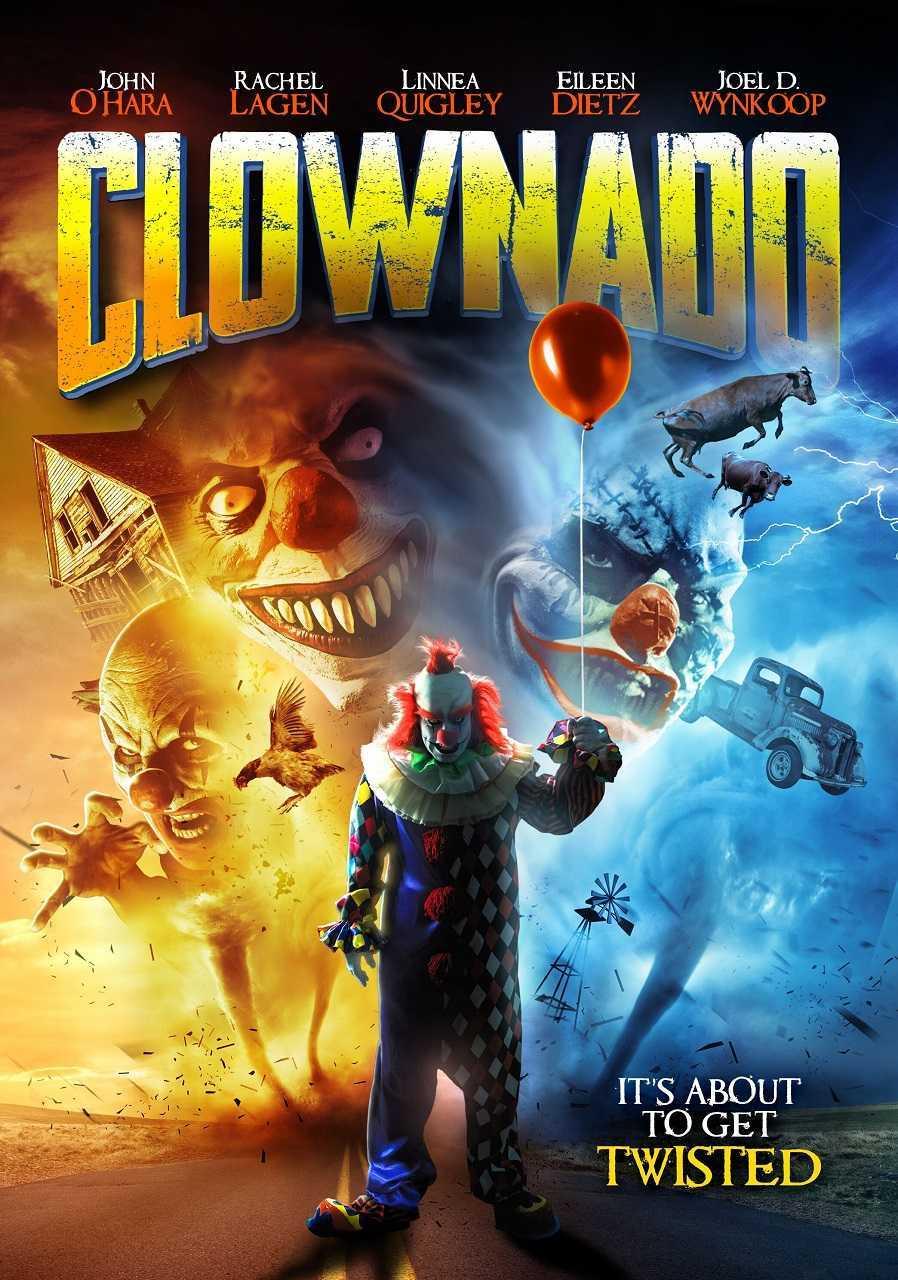 Clownado (2019) poster