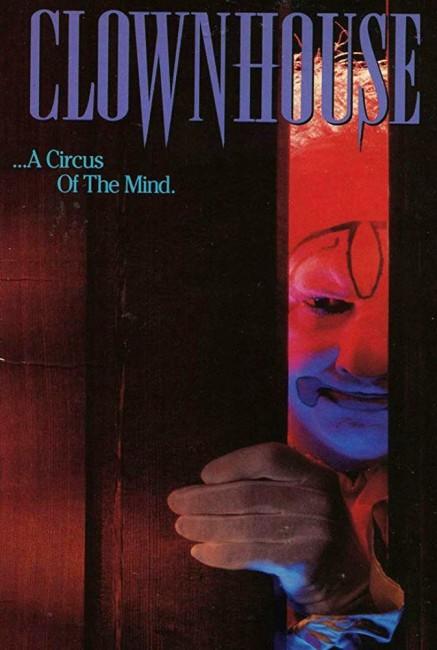 Clownhouse (1989) poster