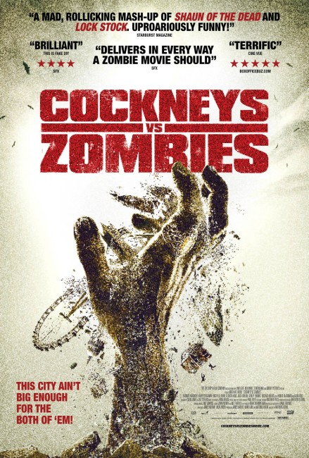 Cockneys vs Zombies (2012) poster
