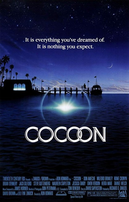 Cocoon (1985) poster