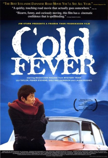 Cold Fever (1995) poster