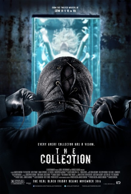 The Collection (2012) poster