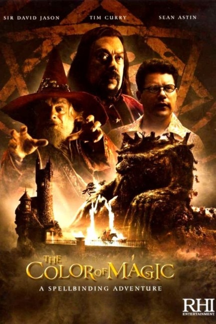 The Colour of Magic (2008) poster