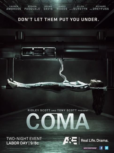 Coma (2012) poster