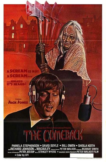 The Comeback (1978) poster