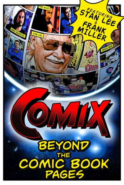 Comix: Beyond the Comic Book Page (2016) poster
