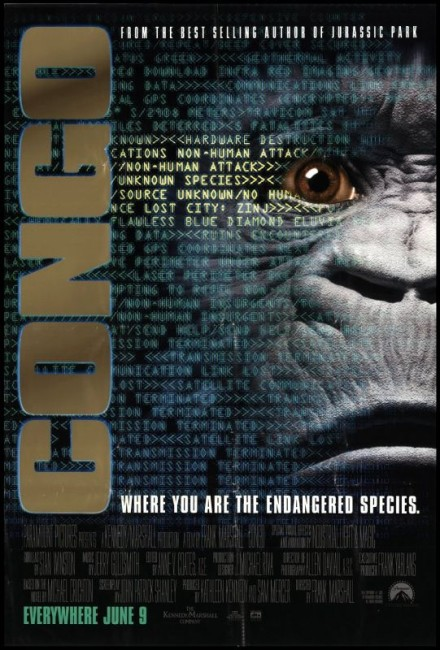 Congo (1995) poster