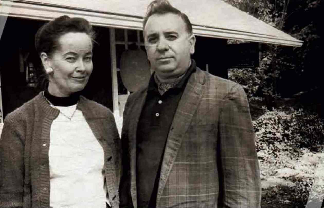 The real-life Ed and Lorraine Warren