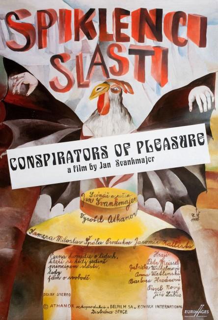 Conspirators of Pleasure (1996) poster