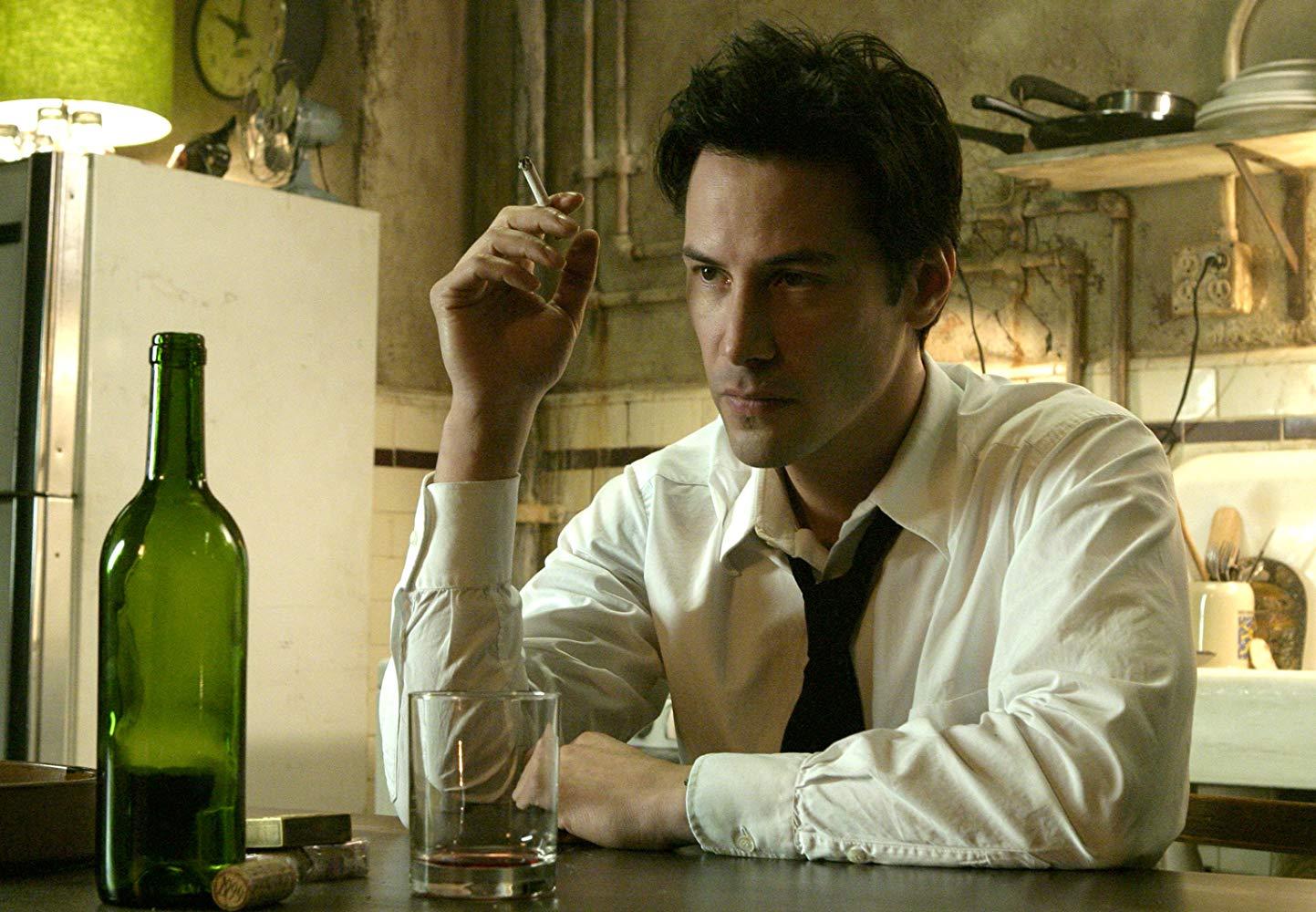 Keanu Reeves as John Constantine in Constantine (2005)
