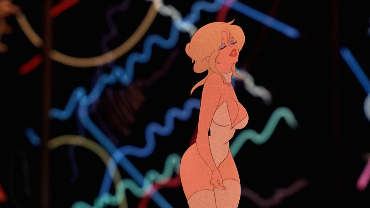 Holli Would (voiced by Kim Basinger) in Cool World (1992)
