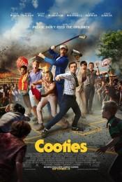 Cooties (2014) poster