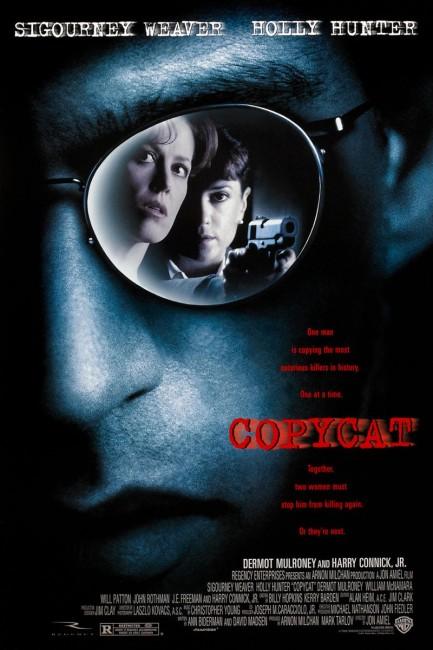 Copycat (1995) poster