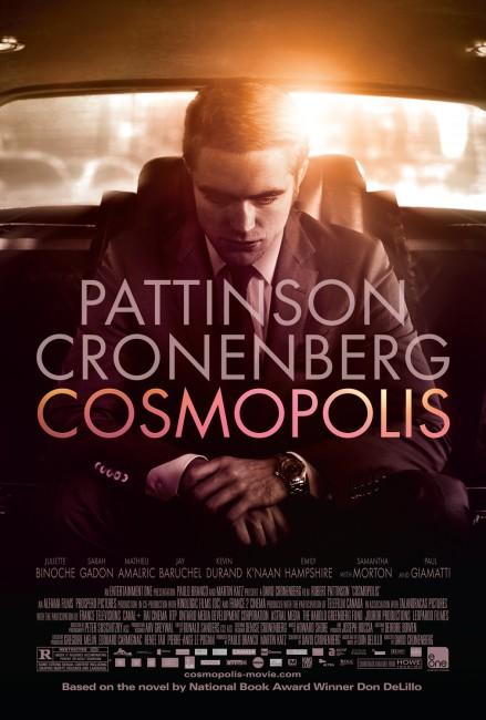 Cosmopolis (2012) poster