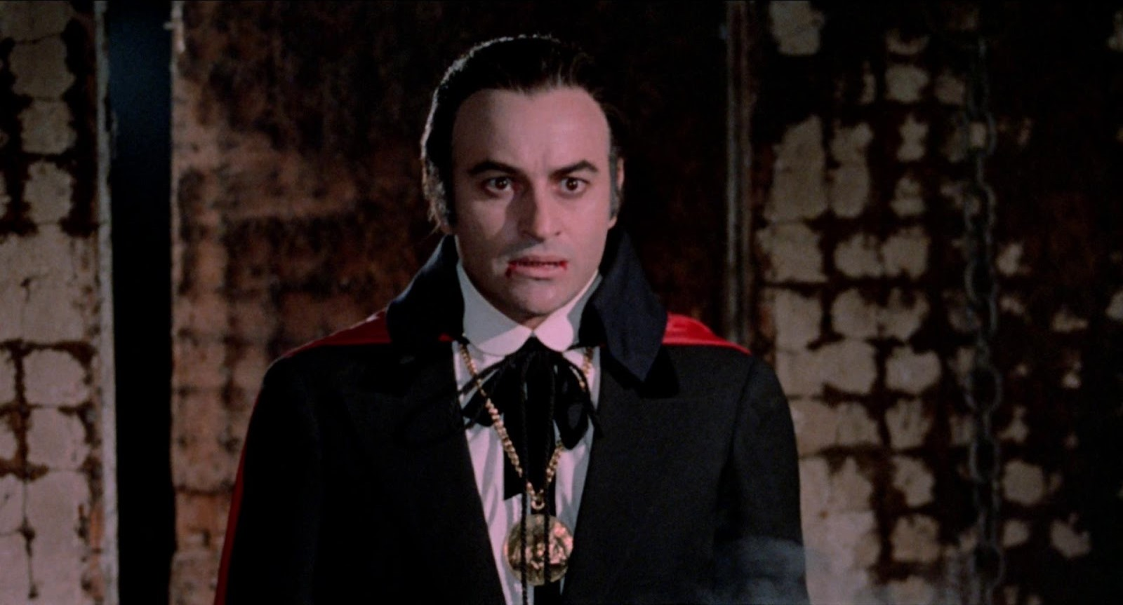 Paul Naschy as Count Dracula in Count Dracula's Great Love (1972)