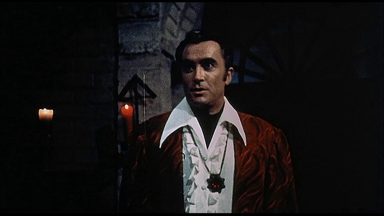Robert Quarry as Count Yorga, Vampire (1970)