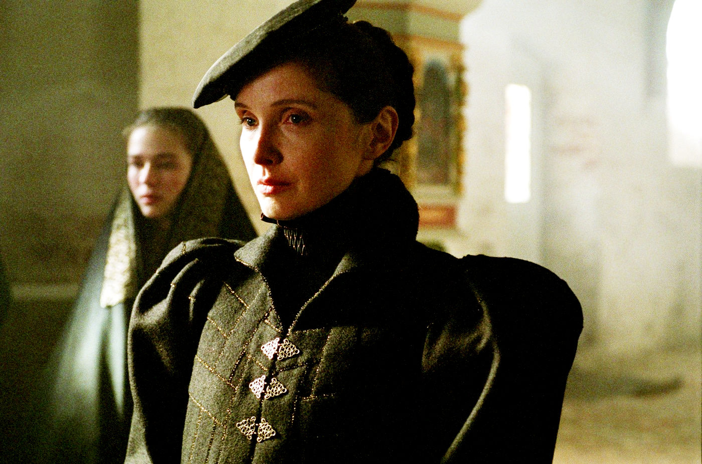 Director/star Julie Delpy as Countess Bathory in The Countess (2009)