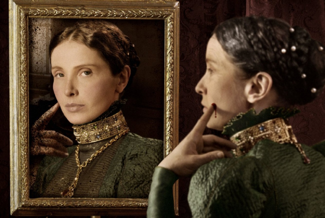 Julie Delpy in The Countess (2009)
