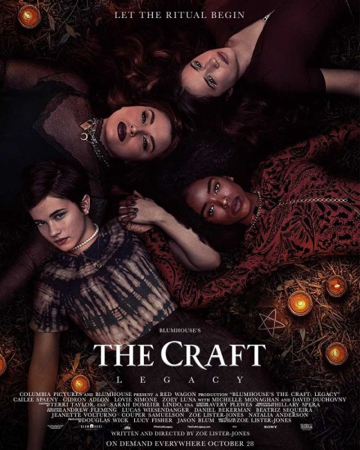 The Craft: Legacy (2020) poster