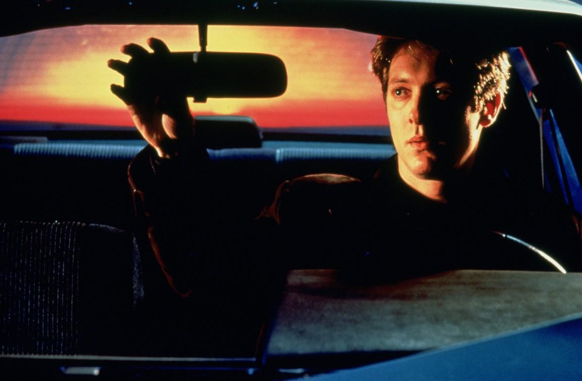James Spader as James Ballard in Crash (1996)