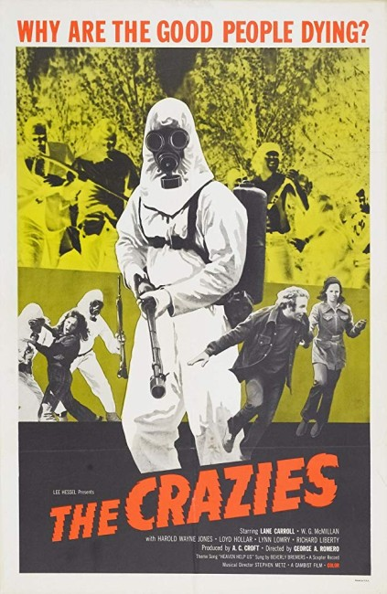 The Crazies (1973) poster