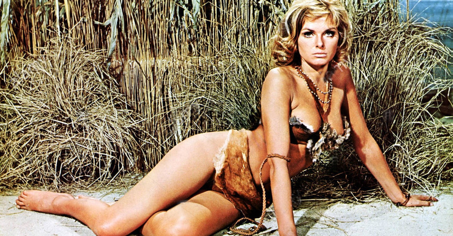 Julie Ege in Creatures the World Forgot (1971)