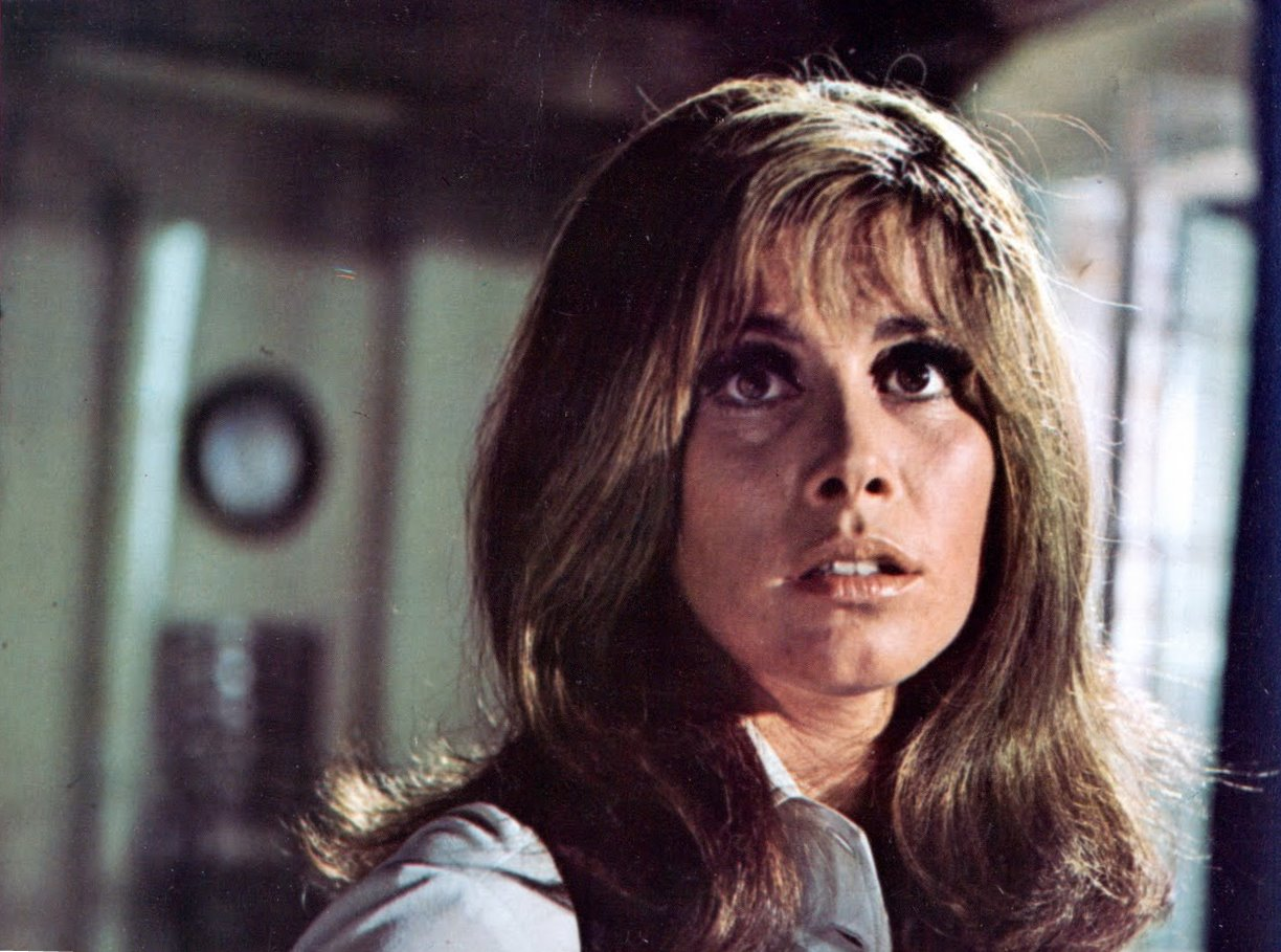 Stefanie Powers in Crescendo (1970)