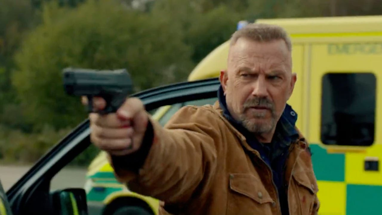 Kevin Costner as Jericho Stewart in Criminal (2015)