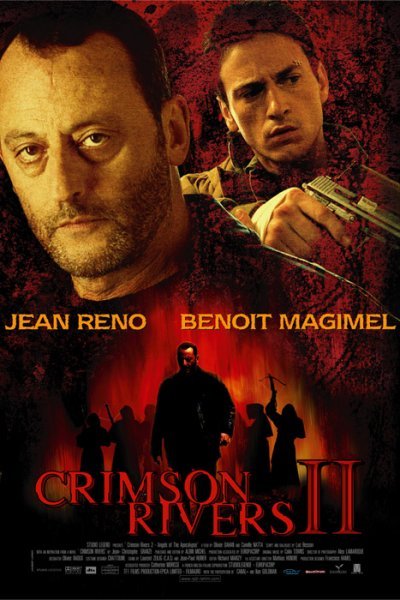 Crimson Rivers II: Angels of the Apocalypse (2003) poster
