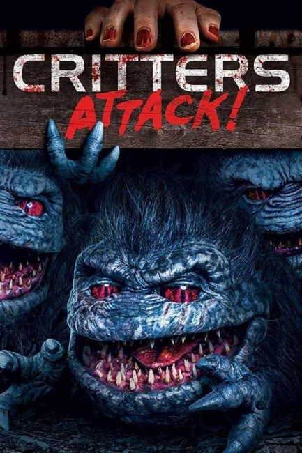 Critters Attack! (2019) poster