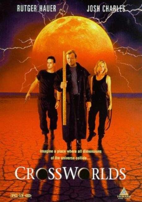 Crossworlds (1996) poster
