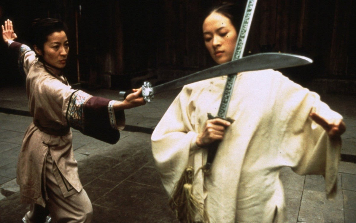 in Crouching Tiger, Hidden Dragon (2000)