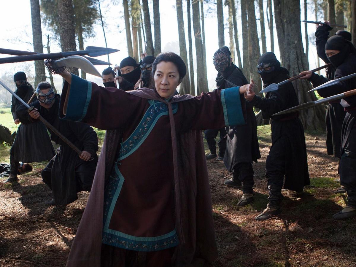 Michelle Yeoh in Crouching Tiger, Hidden Dragon Sword of Destiny (2016)