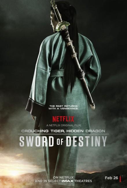 Crouching Tiger, Hidden Dragon Sword of Destiny (2016) poster
